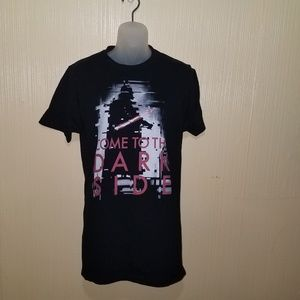 """Star Wars """"Come to the dark side"""" graphic tee"""